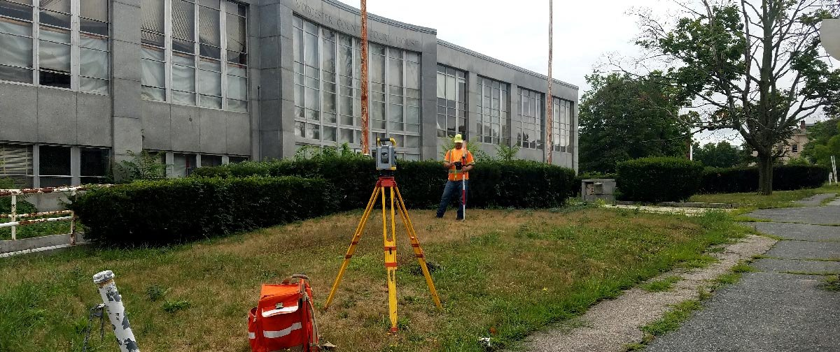 NH land surveying services