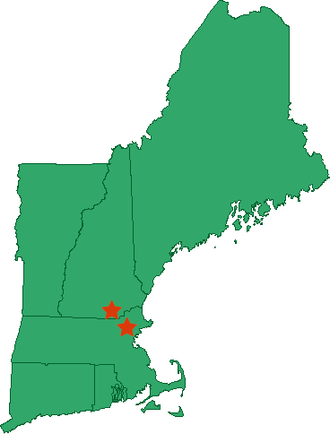 Servicing all of New England